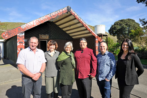 mahia Project Management credit Gisborne Herald