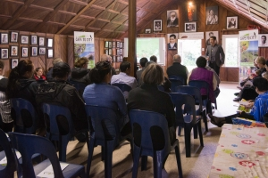 Hapū speak out at Cape to City kaitiakitanga hui